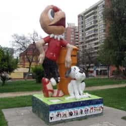 Parque del Cómic en Santiago