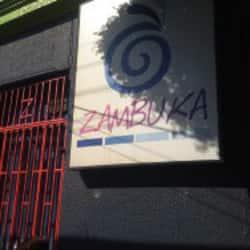 Zambuka Restobar en Santiago