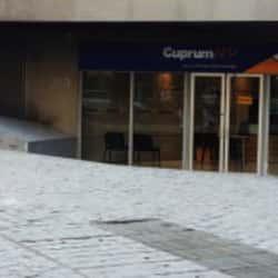 AFP Cuprum - Providencia en Santiago