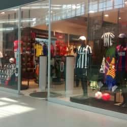 100% Fútbol - Mall Plaza Norte en Santiago
