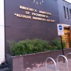 Biblioteca Municipal de Providencia en Santiago