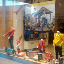 Exception - Mall Plaza Norte en Santiago