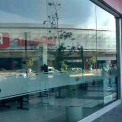 Banco Santander - Mall Plaza Norte en Santiago