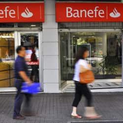 Banco Banefe Ahumada en Santiago