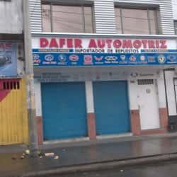 Dafer Automotriz en Bogotá