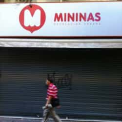 Mininas- Estado en Santiago