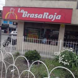La Brasa Roja Quirigua en Bogotá
