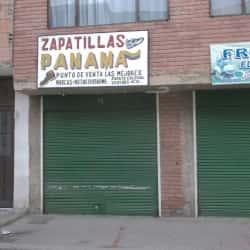 Zapatillas Panama en Bogotá