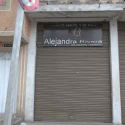 Alejandra Rivera Peluquería y Estética en Bogotá