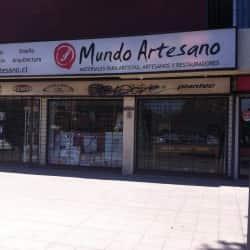 Mundo Artesano - Apoquindo en Santiago