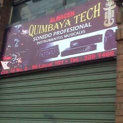 Almacén Quinbaya Tech en Bogotá