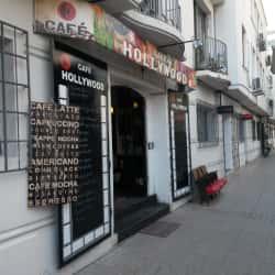 Café Hollywood en Santiago