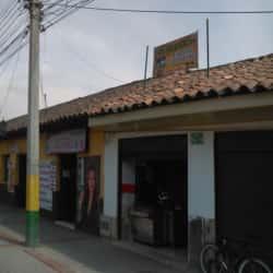 Asadero El Boyacense en Bogotá
