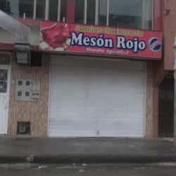 "Asadero Restaurante ""Meson Rojo"" en Bogotá"