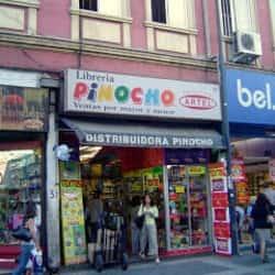 Libreria Pinocho en Santiago