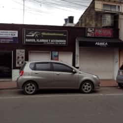 Autoesteréos en Bogotá