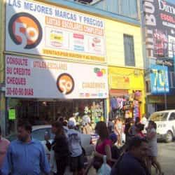 El Cincuenta en Santiago