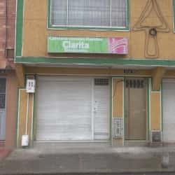 Cafetería Comidas Rápidas Clarita en Bogotá