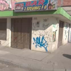 Bar 3 Esquinas F G en Bogotá