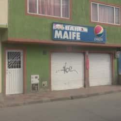 Bar Maife en Bogotá