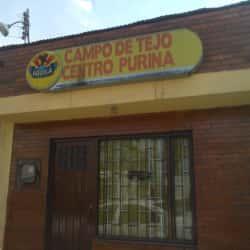 Campo de Tejo Centro Purina en Bogotá