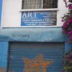 Art Vidrios y Espejos en Bogotá