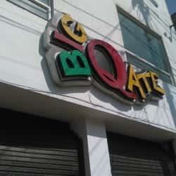 Big Qate en Bogotá