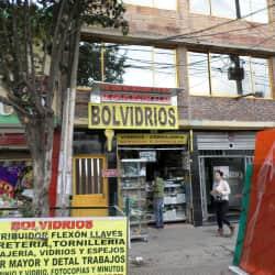 Bolividrios en Bogotá