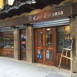 Café Colonia - Casa Matriz en Santiago