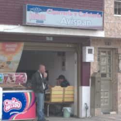 """Cigarreria y Cafeteria """"Avispan"""" en Bogotá"""