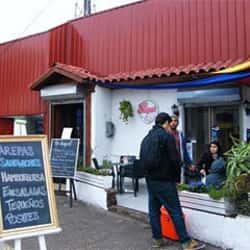 Le Suquet Café en Santiago