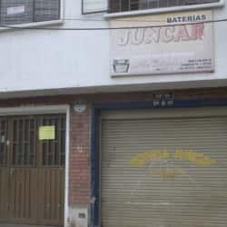 Baterias Juncar en Bogotá