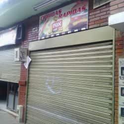 Comidas Rapidas Max Tico Res en Bogotá