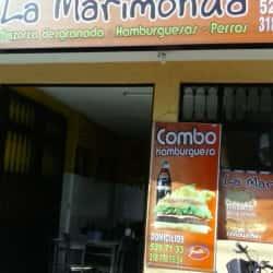 Comidas rapidas La Marimonda en Bogotá