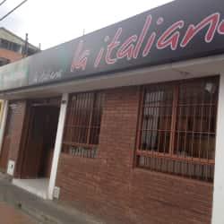 Comidas Rapidas la Italiana en Bogotá