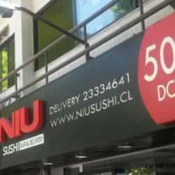 Niu Sushi - Guardia Vieja en Santiago