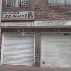 Café Internet J J. NET # 1 en Bogotá