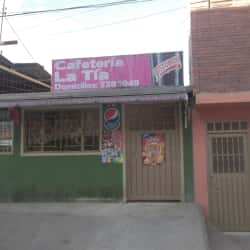 Cafetería La Tia en Bogotá