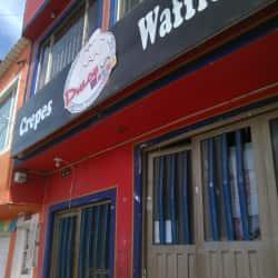 Crepes y Waffles Dulce Melao en Bogotá