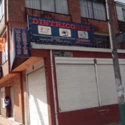 Districoser en Bogotá