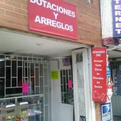 Dotaciones OMC en Bogotá