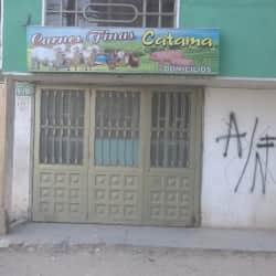 Carnes Finas Catama en Bogotá