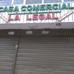 Casa Comercial La Legal en Bogotá