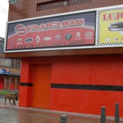 Cauchos y Accesorios en Bogotá