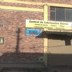 Central de Lubricantes Kairus en Bogotá