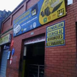 Electricidad Automotriz de la 76 en Bogotá