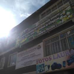 Centro Educativo Rafael Nuñez en Bogotá