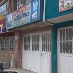 Centro Electronico Serrano en Bogotá