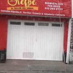 Chefpe en Bogotá