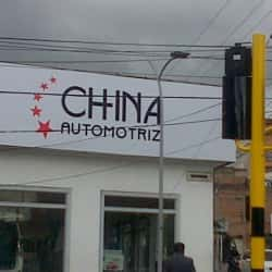 China Automotriz en Bogotá